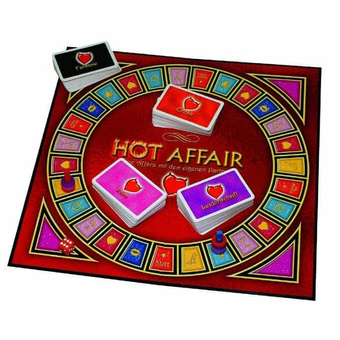 Hot Affair Spiel